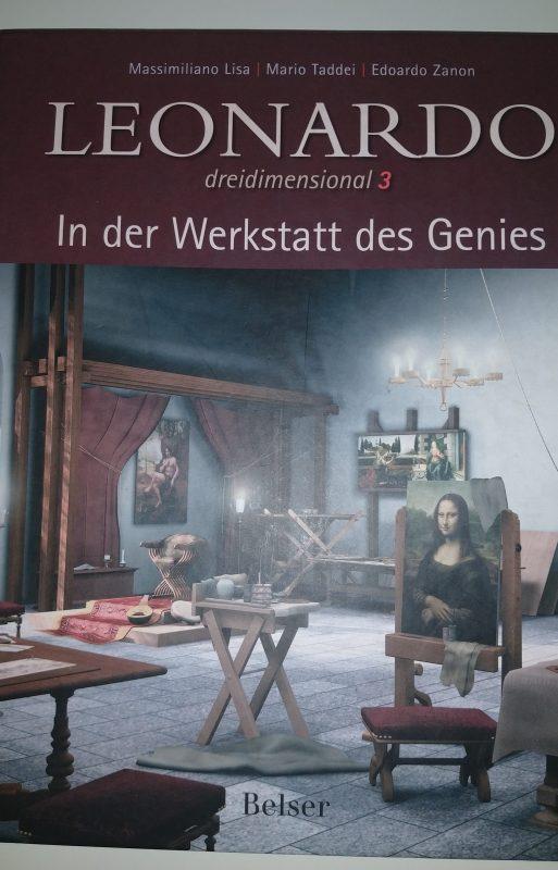 In der Werkstatt des Genies – dreidimensional 3