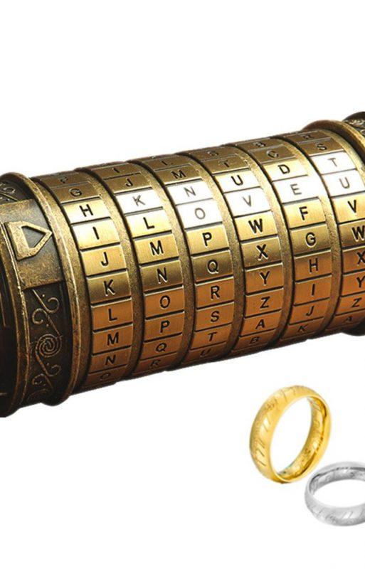 Da Vinci Code Zylinderschloss Mini Box