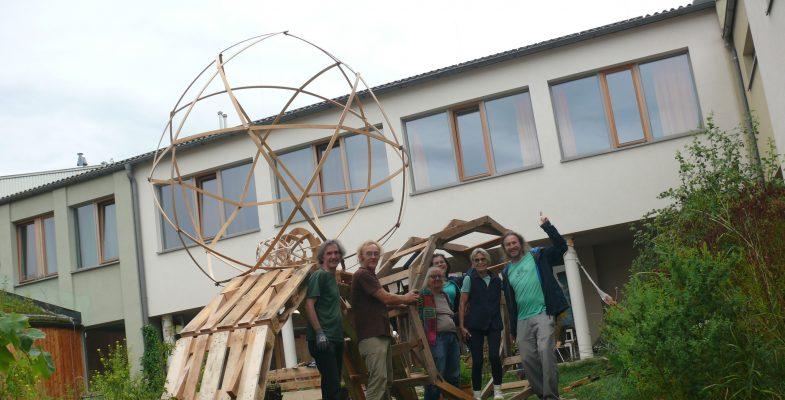 Leonardo Werkstatt Workshop in der GEA Akademie