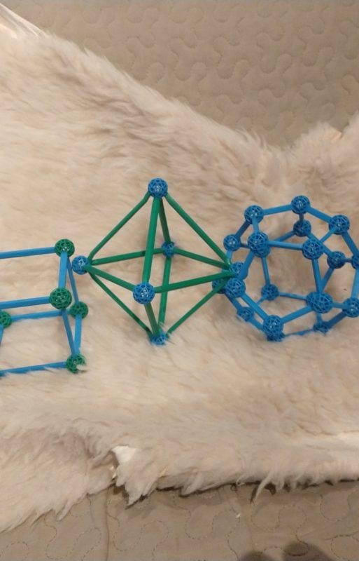 Werkstatt: Zometool – Geometrie