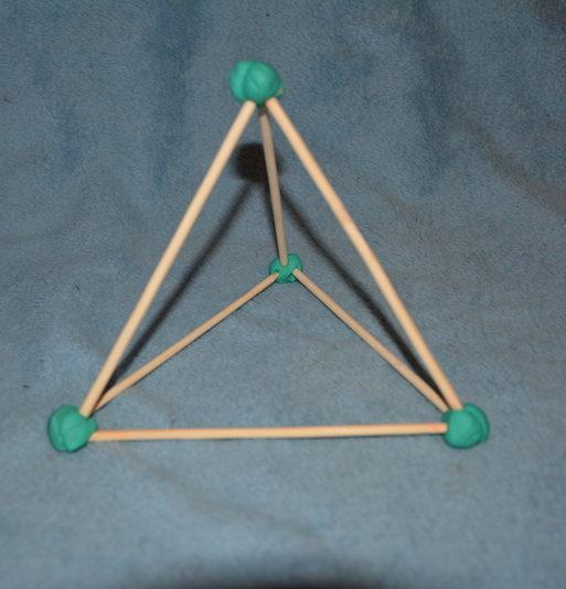 Werkstatt: Geometrische Körper mit Knetmasse