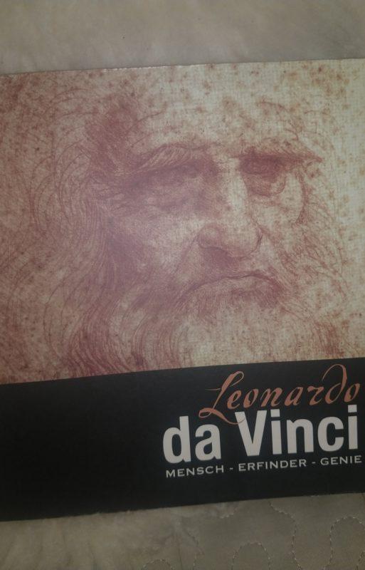 Mensch Erfinder Genie Leonardo da Vinci